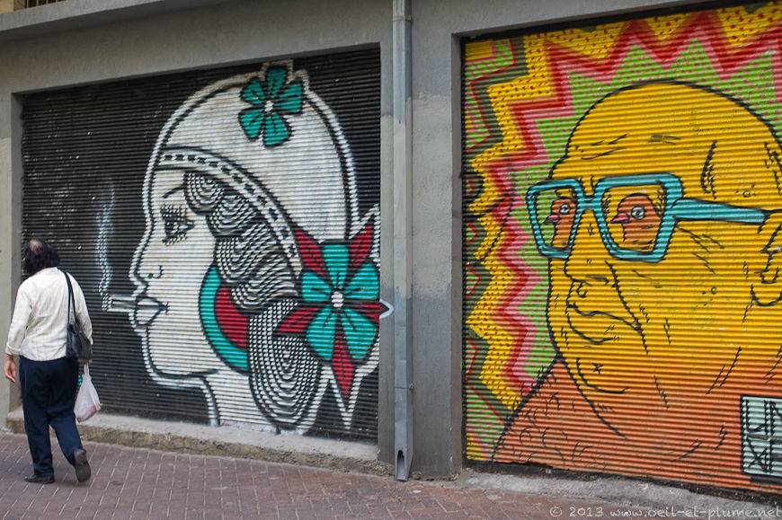 Tel Aviv Street Art 2013
