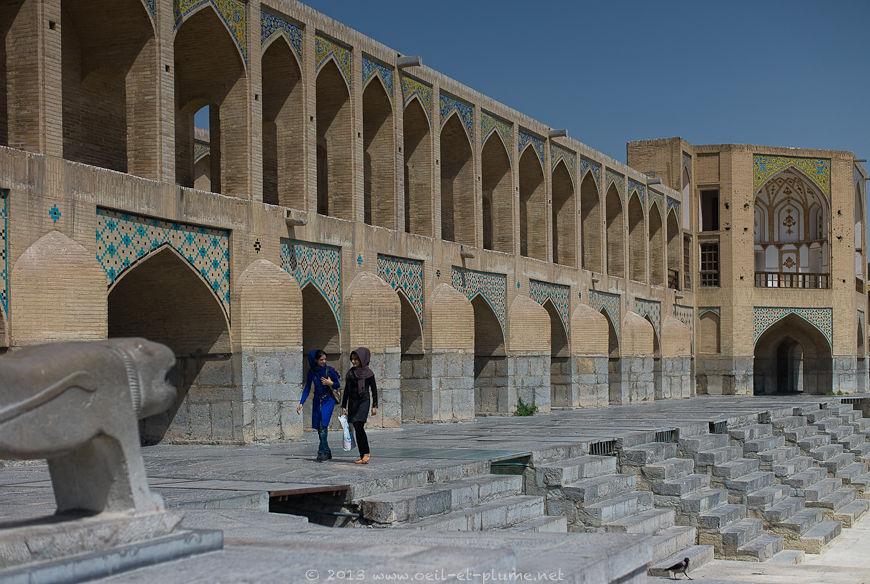 Zayandeh River, Isfahan 2013