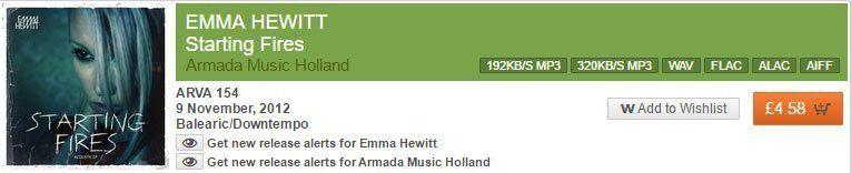 Emma Hewitt FLAC Mp3 Download