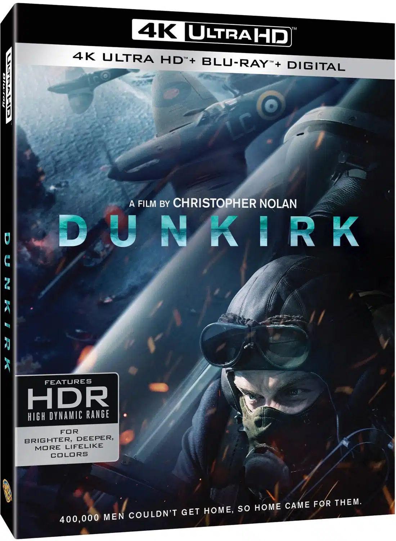 Dunkirk 4K Blu-ray HDR