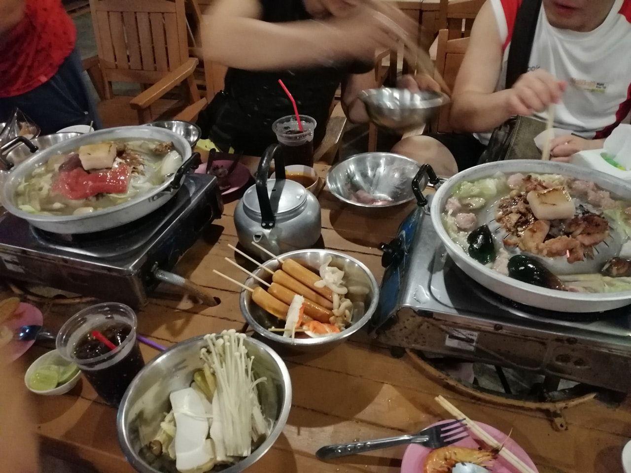 BBQ Buffet in Hua Hin