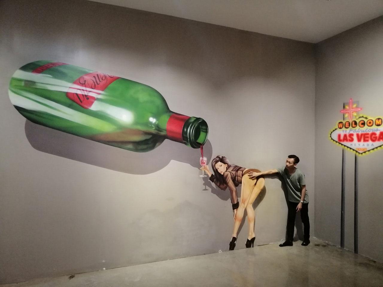 The Venezia 3D Gallery