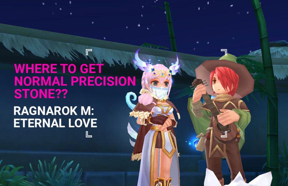 Normal Precision Stone Moonlit Night Legend Quest