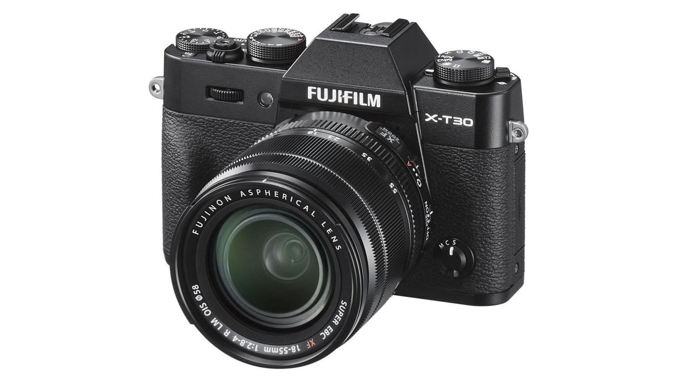 Fujifilm X-T30 Black - Wishlist For Photographers