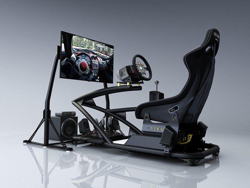 Racing Simulator for PS4 Gamers