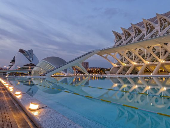 Spain itinerary 1