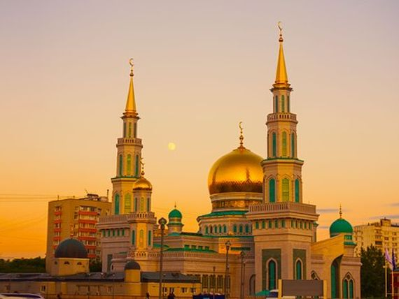 Russia itinerary 1