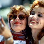 Susan Sarandon e Geena Davis relembram o momento das inventoras do selfie: Thelma e Louise