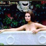 Parabéns, Sophia Loren!