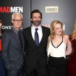 A pré-estreia da última temporada de Mad Men