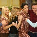 A reunião do elenco de Friends…e mais…