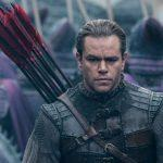 Matt Damon agora vai lutar contra monstros na China…