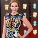As estrelas no tapete vermelho do BAFTA