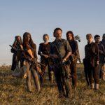 O fim de temporada de The Walking Dead e a volta de Fear the Walking Dead