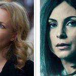 As novidades de Gillian Anderson e Morena  Baccarin
