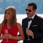Saiu o trailer do novo filme de Adam Sandler e Jennifer Aniston
