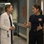 Vai ter um novo crossover de Grey's Anatomy e Station 19