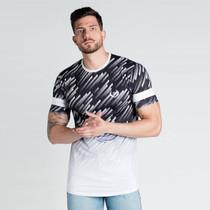 """Sportiniai juodai balti marškinėliai vyrui """"Roone Roman"""""""