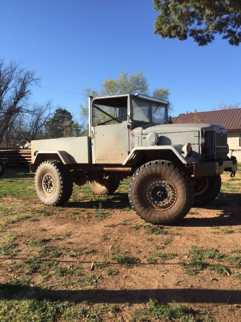 1971 AM General M35a2 Truck Project
