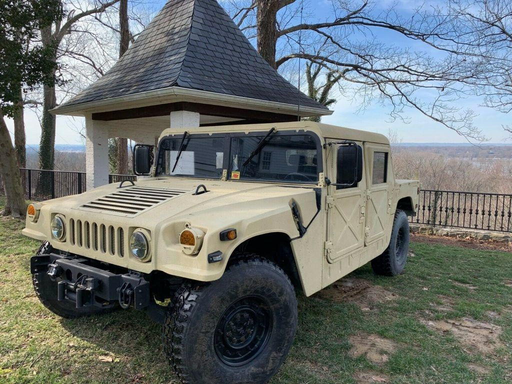 new parts 2007 AM General Humvee military