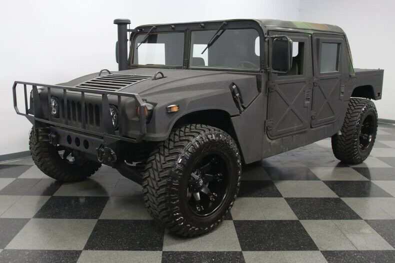 recently serviced 1991 AM General M998 Hmmwv military