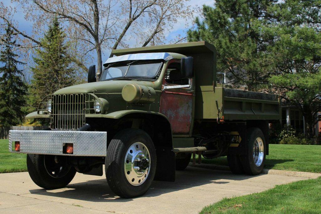 Custom 1942 Chevrolet Military