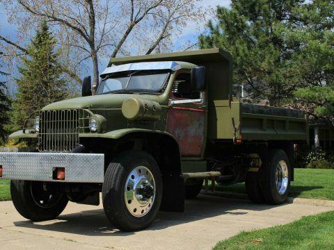 Custom 1942 Chevrolet Military for sale
