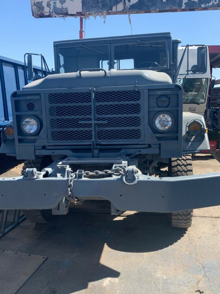great shape 1983 AM General M932 6×6 military