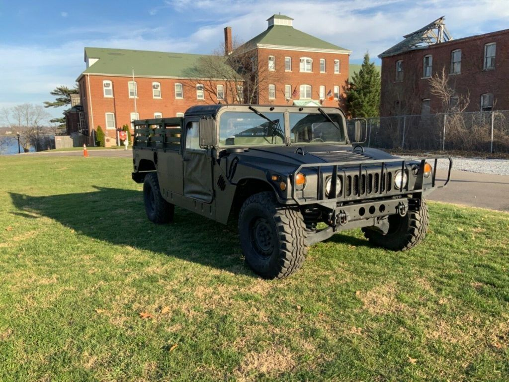 well maintained 1991 AM General M998 Hmmwv military