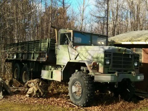 upgraded 1990 BMY m927 Military for sale