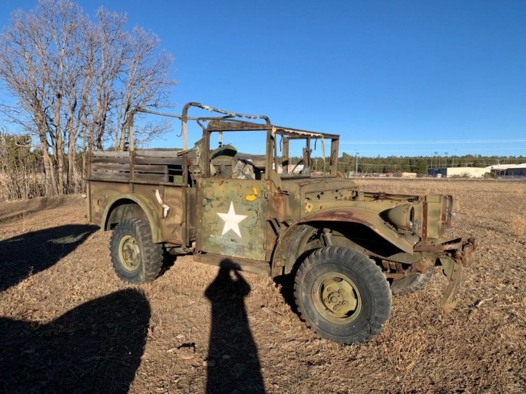 1953 Dodge m37 Power wagon military [tons of extras]