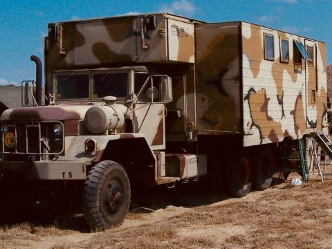 1970 Kaiser XM820 truck M32 military [great running] for sale