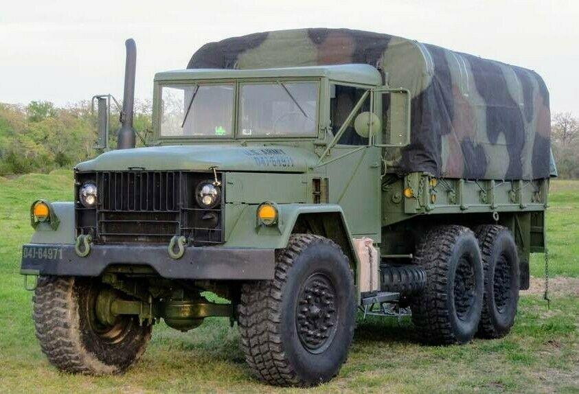 1971 AM General M35a2 C military [super clean truck]