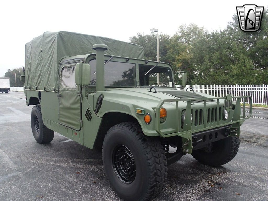 1985 AM General Hmmwv Hummer [strong-running Humvee]