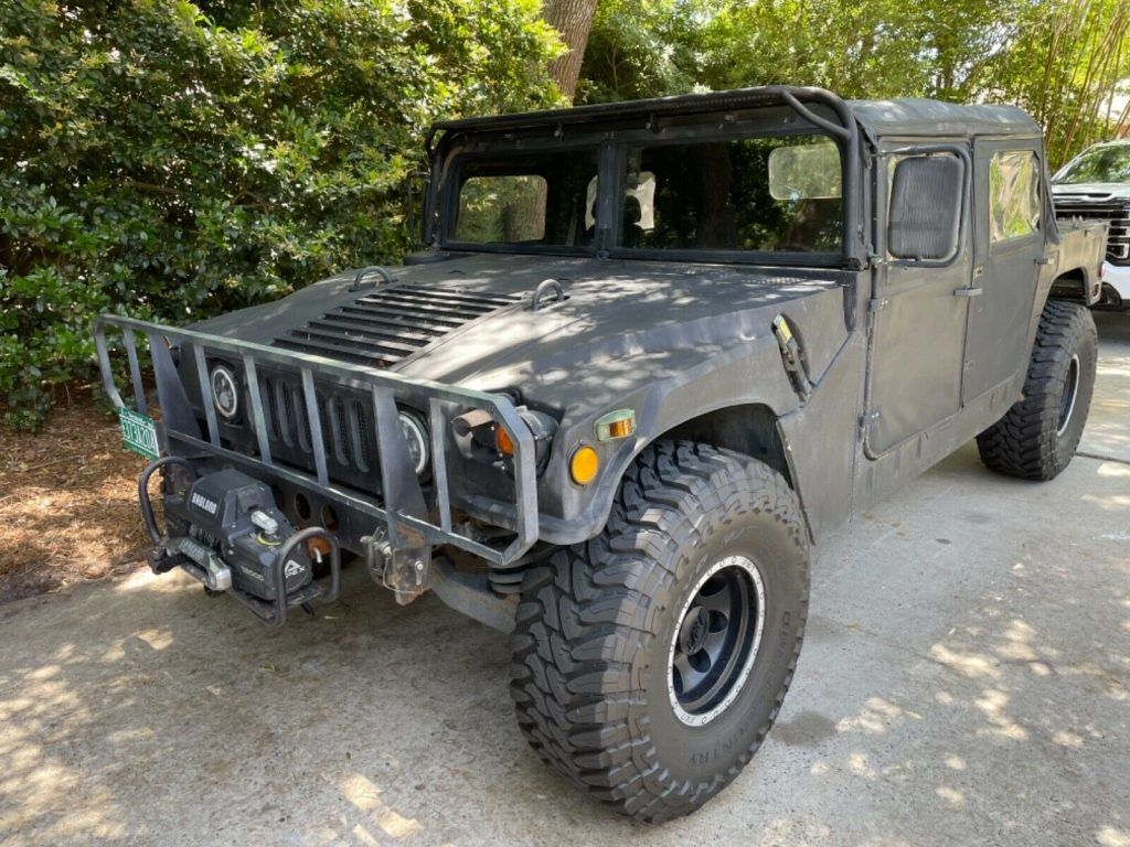 1988 Hummer Humvee Military [new parts]