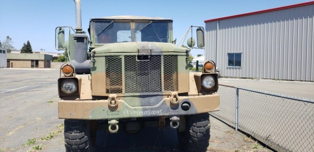 1993 AM General M35 A1 truck military [low mileage]
