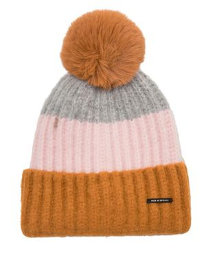 Numph Ribby Hat in Stripe