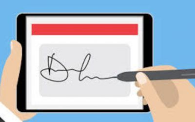 Electronic Signature Law in Israel
