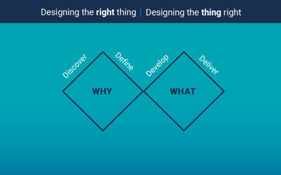 Why designing will be a critical differentiator in building ingenious e-Government services?
