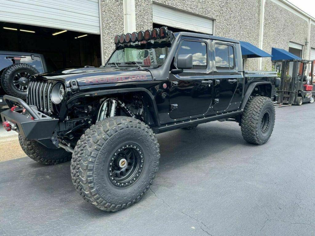2020 Jeep Gladiator Custom