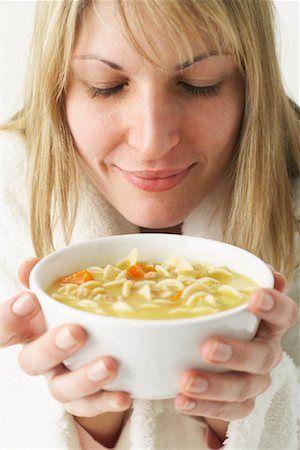 Resep Sup Ayam, Sehat Menenangkan