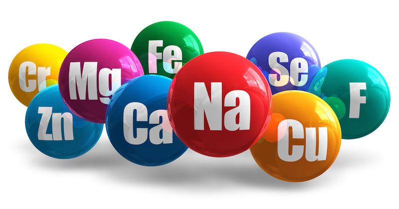 Mengenal Mineral dan Manfaatnya Bagi Tubuh