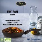 Fry Pan Diamantea Tognana 20 CM - Asta Premium