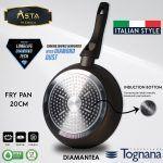 Fry Pan Tognana 20 CM - Asta Premium