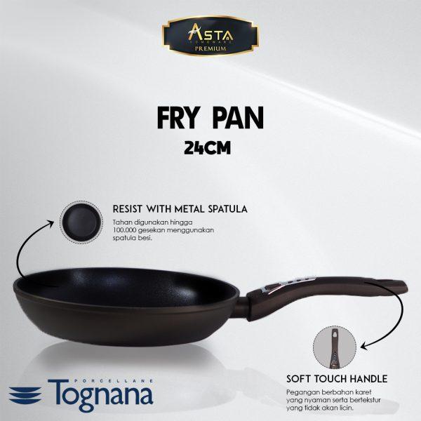 Fry Pan Premium Tognana 20 CM - Asta Premium