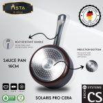 Solaris Pro Cera 16CM CS KochSysteme - Asta Premium
