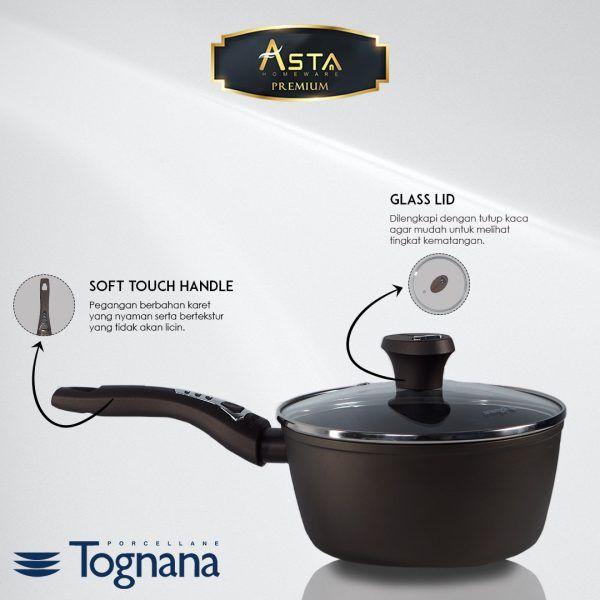 Sauce Pan Tognana - Asta Premium