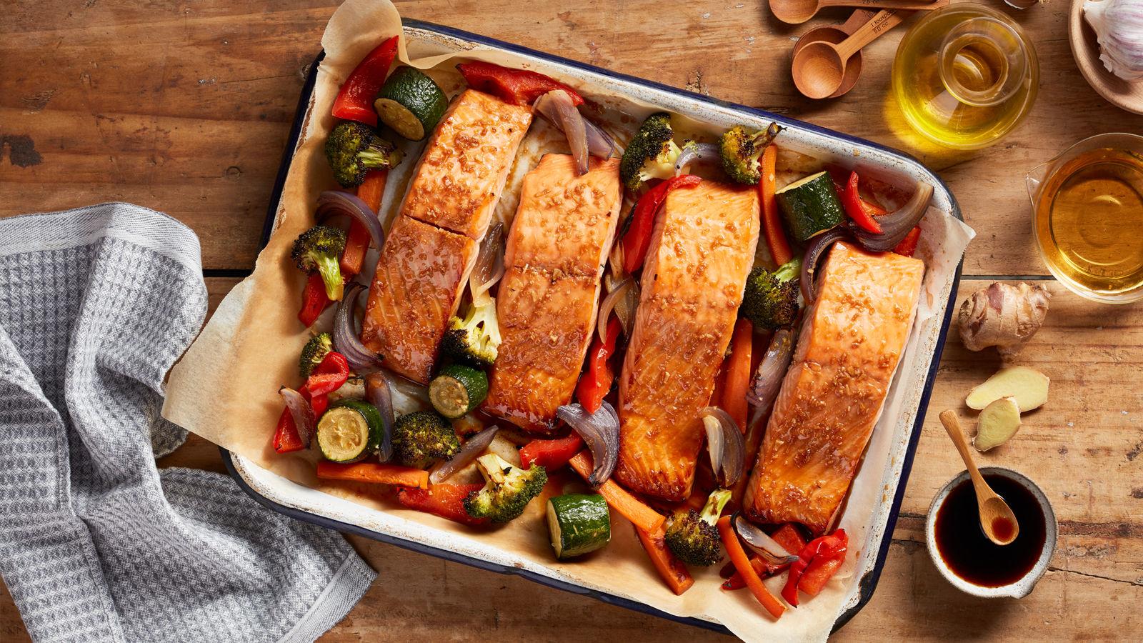 Tips Memilih dan Memasak Ikan Salmon