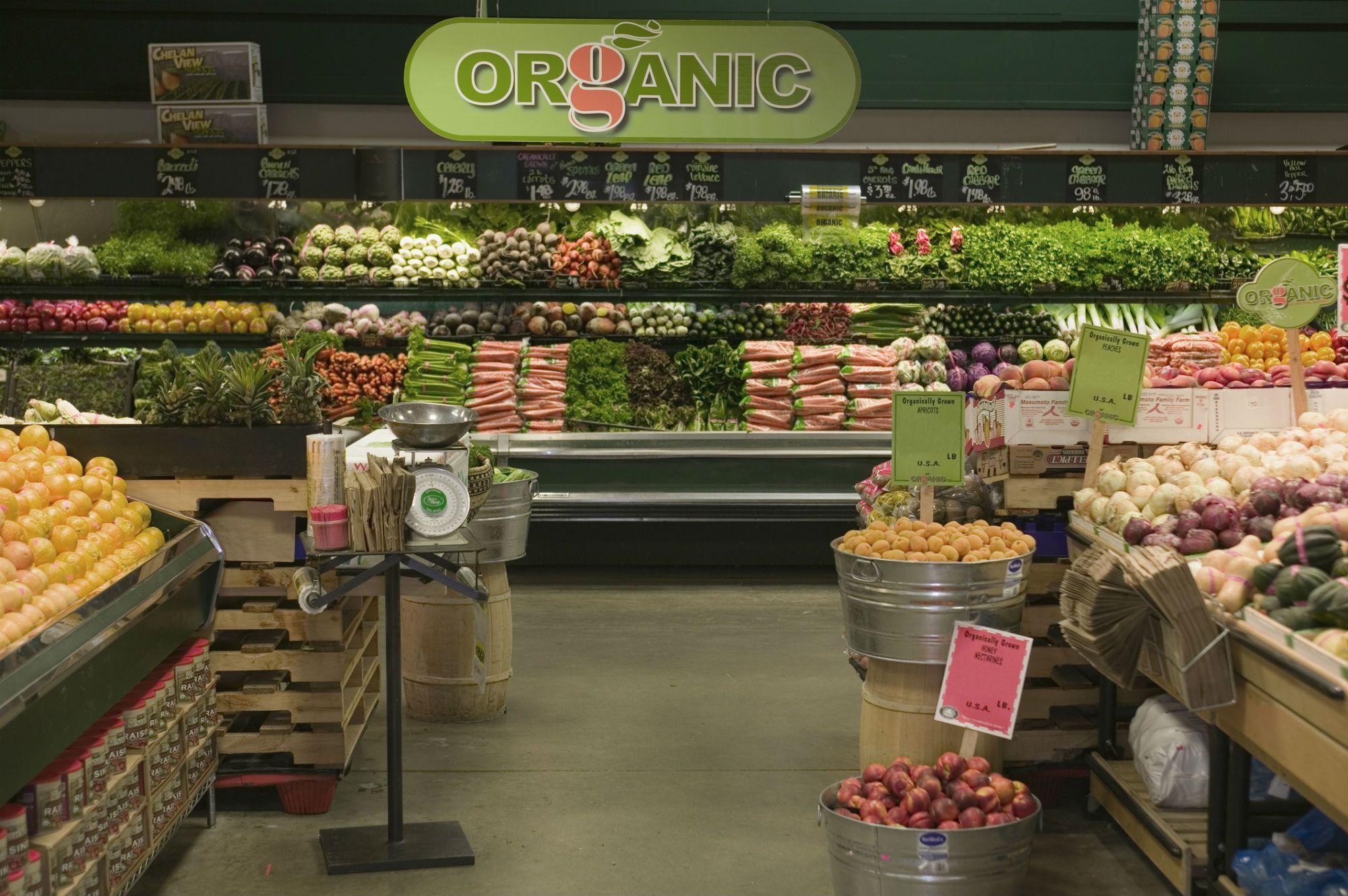 Apakah Makanan Organik Memang Lebih Sehat ?