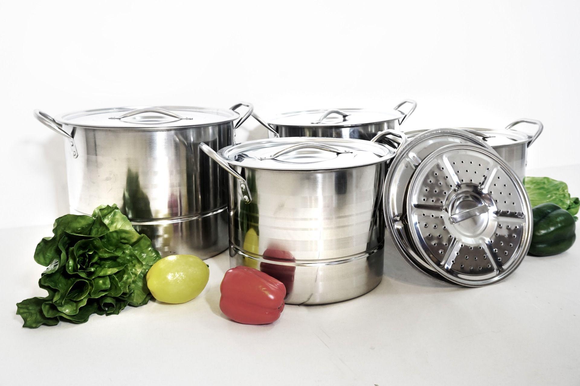 Memilih Stock Pots Steamer yang Tepat untuk Memasak